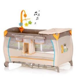 Манеж-кровать Hauck Baby Center Bear