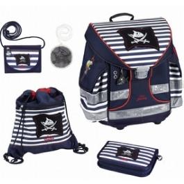Школьный ранец Spiegelburg Capt'n Sharky Ergo Style