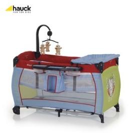 Манеж-кровать Hauck Baby Center Rabbit Boy