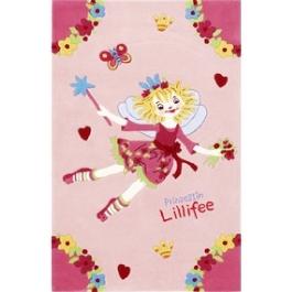 Ковер Böing Carpet Prinzessin Lillifee 110x170см 2936-0117