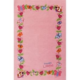 Ковер Böing Carpet Prinzessin Lillifee 110x170см 2153-0117