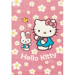 Ковер Böing Carpet Hello Kitty 115x170см НК-26D
