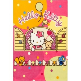 Ковер Böing Carpet Hello Kitty 115x170см НК-12