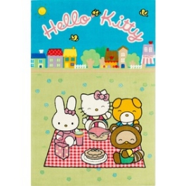 Ковер Böing Carpet Hello Kitty 100x150см НК-23