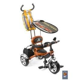 3-х колесный велосипед Rich Toys Lexus Trike Grand Print Original Bronza