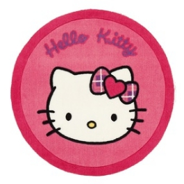 Ковер Böing Carpet Hello Kitty Ø70см НК-15В