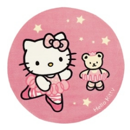 Ковер Böing Carpet Hello Kitty Ø100см НК-25