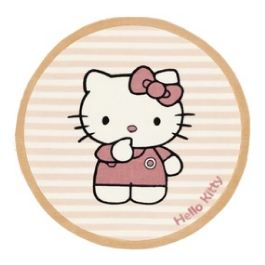 Ковер Böing Carpet Hello Kitty Ø100см НК-08