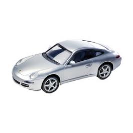 Машинка Silverlit Porsche 911 Carrera на радиоуправлении 1:16