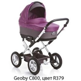 Коляска 2 в 1 Geoby C800 Rome