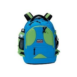 Школьный рюкзак 4YOU Compact 112900-366 расцветка: