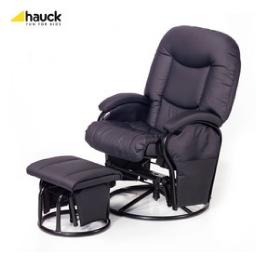 Кресло для кормления Hauck Metal Glider Black