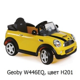 Электромобиль Geoby Mini Cooper W446EQ
