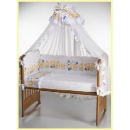 Комплект в кроватку Perina София 7 предметов