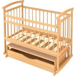 Детская кроватка Алмаз-Мебель Аленка-3