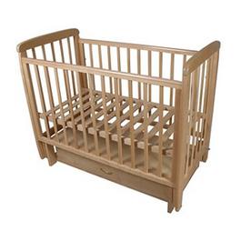 Детская кроватка Соня 04 без ящика (поперечный маятник)