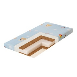 Детский матрас Plitex Юниор Плюс 119x60x8 ЮС-119-01