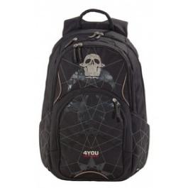 Школьный рюкзак 4YOU Flow 141000-178 расцветка: