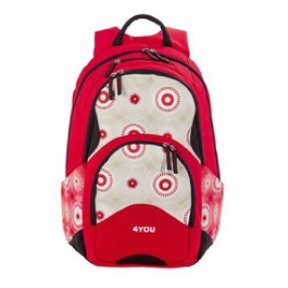 Школьный рюкзак 4YOU Flow 141000-172 расцветка: