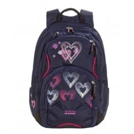 Школьный рюкзак 4YOU Flow 141000-613 Романтика