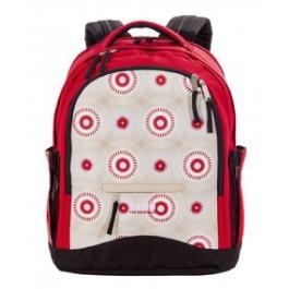 Школьный рюкзак 4YOU Compact Спортивный хаос