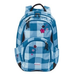 Школьный рюкзак 4YOU Flow 141000-232 Клетка