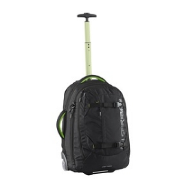 Рюкзак Caribee Fast Track 45 на колесах серый
