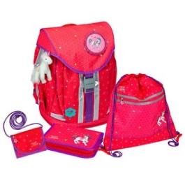 Школьный ранец Spiegelburg Prinzessin Lillifee Flex Style с наполнением