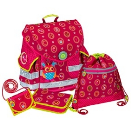 Школьный ранец Spiegelburg ABC Ergo Style+ с наполнением