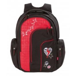 Школьный рюкзак 4YOU Move 141900-728 расцветка: Дикие девчонки