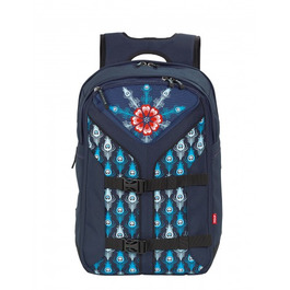 Школьный рюкзак 4YOU Boomerang Sport Винтажный павлин 14290048847