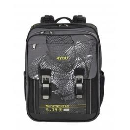 Школьный рюкзак 4YOU Classic Plus 114307-443 расцветка: