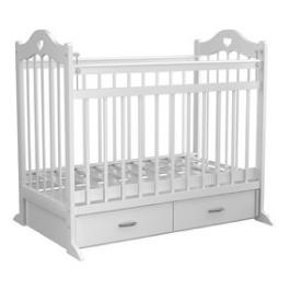 Детская кроватка Briciola -12 (поперечный маятник)