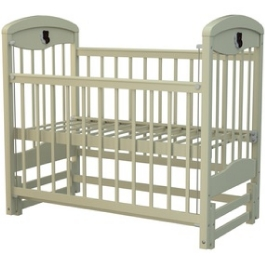 Детская кроватка Briciola -2 (продольный маятник)