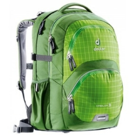 Школьный рюкзак Deuter 80223-2012 Ypsilon Зеленая клетка