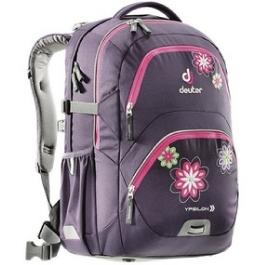Школьный рюкзак Deuter Ypsilon Фиолетовые цветы 80223-3035