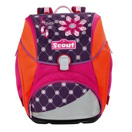 Школьный ранец Scout Alpha Балет с наполнением 4 предмета 744107-555