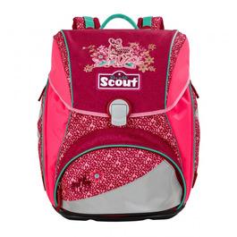 Школьный ранец Scout Alpha Чудесный лес с наполнением 4 предмета 744107-877