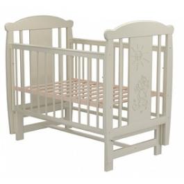 Детская кроватка Valle Cat 04 маятник поперечный без ящика