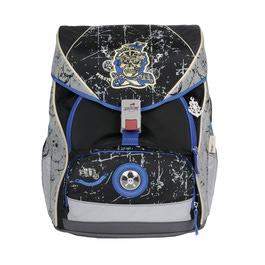 Школьный ранец DerDieDas 8405030 Пират ErgoFlex с наполнением