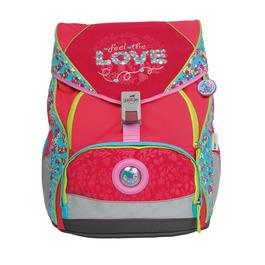 Школьный ранец DerDieDas 8406035 Настоящая любовь ErgoFlex XL с наполнением