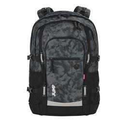 Школьный рюкзак 4YOU Jump Черный камуфляж