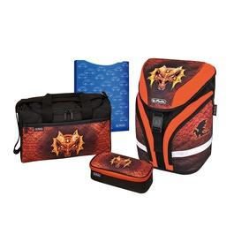 Школьный ранец Herlitz MOTION PLUS Dragon с наполнением