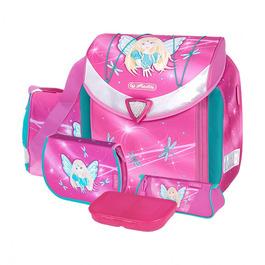 Школьный ранец Herlitz FLEXI PLUS Fairy с наполнением 50007653
