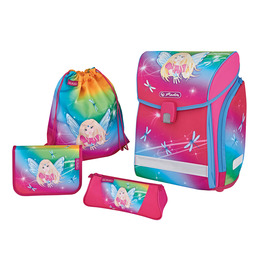 Школьный ранец Herlitz MIDI NEW PLUS Fairy с наполнением 50007851