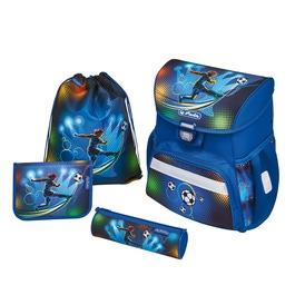 Школьный ранец Herlitz LOOP PLUS Soccer с наполнением 50007950