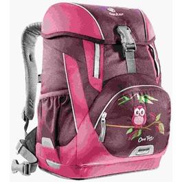 Школьный рюкзак Deuter OneTwo Сова 3830116-5509