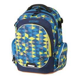 Школьный рюкзак Walker Wizzard Blue 42114/70