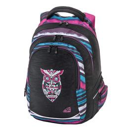Школьный рюкзак Walker Fame Dark Owl Black 42100/80