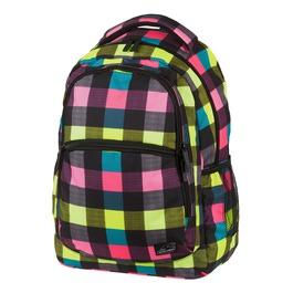 Школьный рюкзак Walker Base Classic Neon Checks
